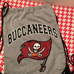 Other - Tampa Bay Buccaneers Drawstring Backpack